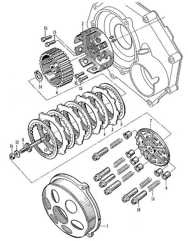 honda GM Starter Wiring Diagram i was so impressed with the little honda that i duly bought it and so began a reasonable successful period of 50cc racing