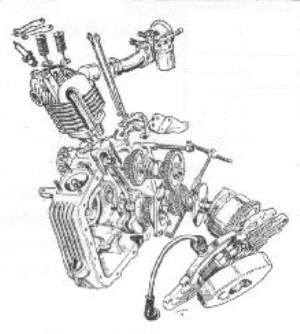 Sachs Moped Wiring Diagram