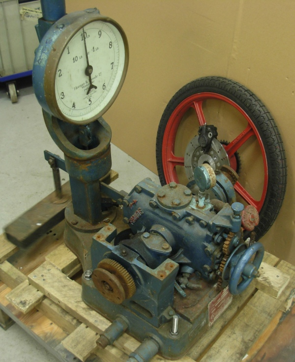 Water Brake Dynamometer : Water brake dynamometer design pictures to pin on